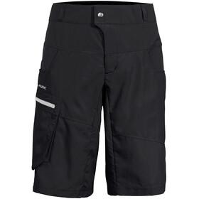 VAUDE Qimsa Spodnie krótkie Mężczyźni, czarny